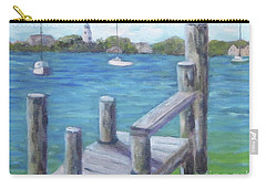 Ocracoke Harbor Carry-all Pouch