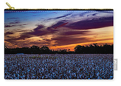 October Cotton Carry-all Pouch