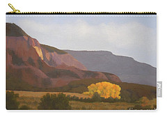 October Cottonwoods Carry-all Pouch