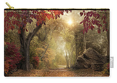 October Dreamer Carry-all Pouch by Robin-Lee Vieira