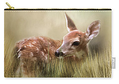 October Fawn Carry-all Pouch