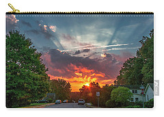 October Sunrise, Virginia Carry-all Pouch