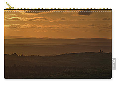 October Sunset In Acadia Carry-all Pouch