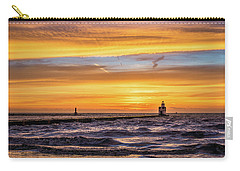 Carry-all Pouch featuring the photograph October Surprise by Bill Pevlor