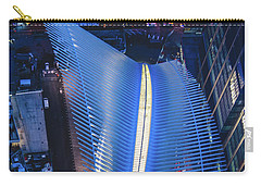 Carry-all Pouch featuring the photograph Oculus From The Observatory by Jeff at JSJ Photography