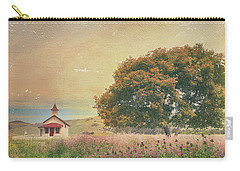 Of Days Gone By Carry-all Pouch by Laurie Search
