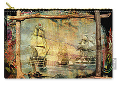 Of Old Times Carry-all Pouch
