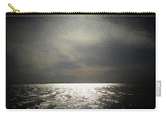 Of Places Far Away Carry-all Pouch by Ernie Echols