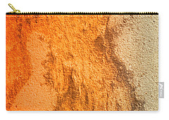 Carry-all Pouch featuring the photograph Of Sunsets And Stone 1 by Christi Kraft