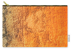 Carry-all Pouch featuring the photograph Of Sunsets And Stone 2 by Christi Kraft