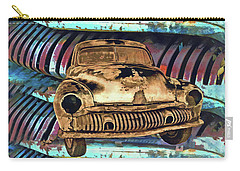 Carry-all Pouch featuring the photograph Off The Grid 23 by Lynda Lehmann