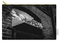 Carry-all Pouch featuring the photograph Off To Jail by Doug Camara