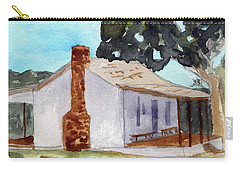 Officer Quarters At Fort Martin Scott Carry-all Pouch