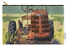 Offset High Crop Carry-all Pouch