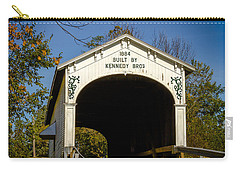 Offutt's Ford Covered Bridge Carry-all Pouch