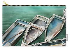 Ogunquit Maine Skiffs Carry-all Pouch