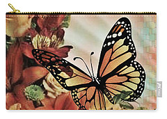 Oh Beautiful Butterfly Carry-all Pouch