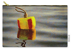 Oh Buoy Carry-all Pouch by Jeff Kolker