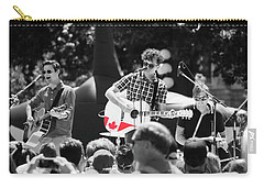 Carry-all Pouch featuring the photograph Oh Canada, Eh? by Rasma Bertz