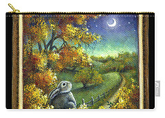 Oh The Possibilities Carry-all Pouch by Retta Stephenson