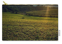 Carry-all Pouch featuring the photograph Oh What A Beautiful Morning by Kendall McKernon