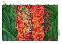 Ohai Ali'i With Pele's Hair Carry-all Pouch