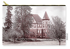 Carry-all Pouch featuring the photograph Ohio Veterans Home by Mary Timman