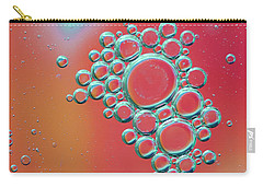 Oil And Water Carry-all Pouch by Kevin Blackburn