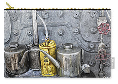 Oil Cans Carry-all Pouch
