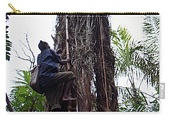 Oil Palm Tree Carry-all Pouch