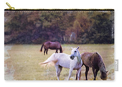 Ok Horse Ranch_1c Carry-all Pouch