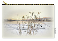 Carry-all Pouch featuring the photograph Okanagan Glod by John Poon