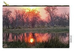 Okavango Delta Carry-all Pouch