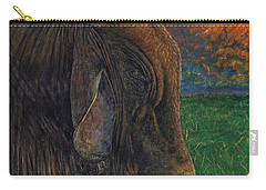 Okeechobee Brahman Carry-all Pouch