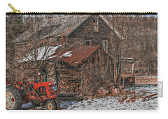 Old Abandoned Farm Homestead Carry-all Pouch