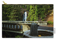 Old Barlow Road Bridge Carry-all Pouch