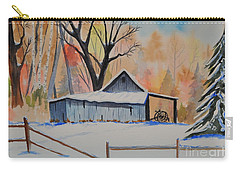 Old Barn II Carry-all Pouch