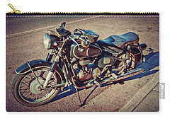 Old Beamer Motorcycle Carry-all Pouch