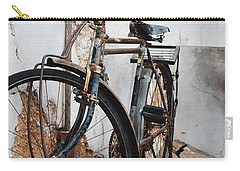 Old Bike II Carry-all Pouch