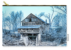 Old Blackiston Mill Carry-all Pouch