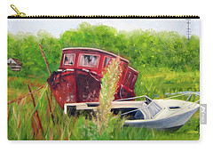 old boats in Belford Carry-all Pouch