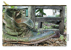 Old Boot Carry-all Pouch