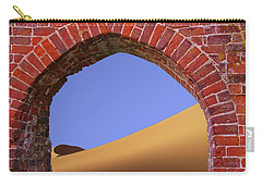 Old Brick Portal To The Desert Carry-all Pouch
