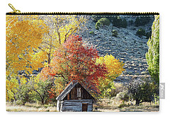 .  Butch Cassidy's Home Place  Carry-all Pouch