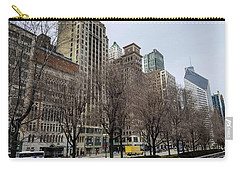 Old Chicago Skyscrapers Carry-all Pouch
