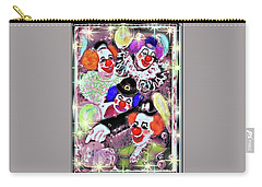 Old Circus Carry-all Pouch