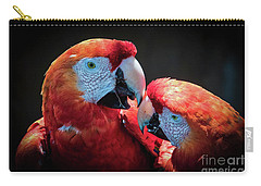 Carry-all Pouch featuring the photograph Old Companions by Mitch Shindelbower