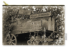 Old Country Mailbox Carry-all Pouch