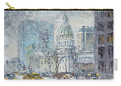 Old Courthouse From N 4th St. St.louis Carry-all Pouch