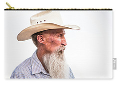Old Cowboy Carry-all Pouch